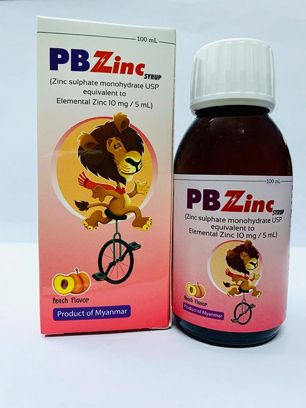 PB Zinc